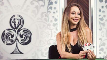 Top 5 hottest live casino girls