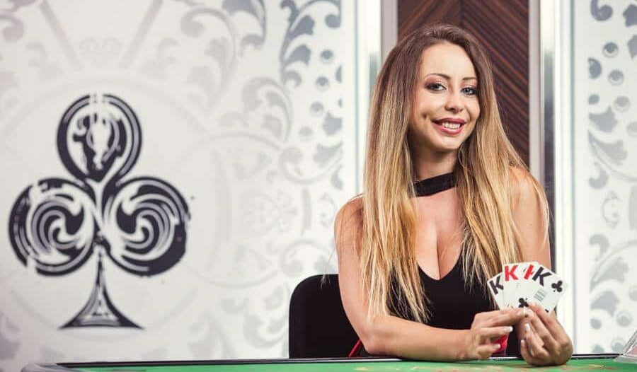 Top 5 most beautiful live casino dealers
