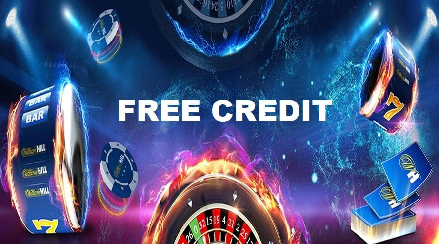 How to find online casino free credit sites?