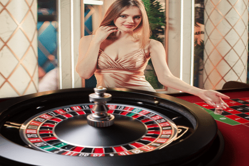 Valerya is roulette live casino dealer.