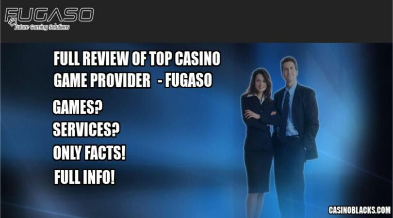 Fugaso Gaming Solution – Full review of top casino game provider