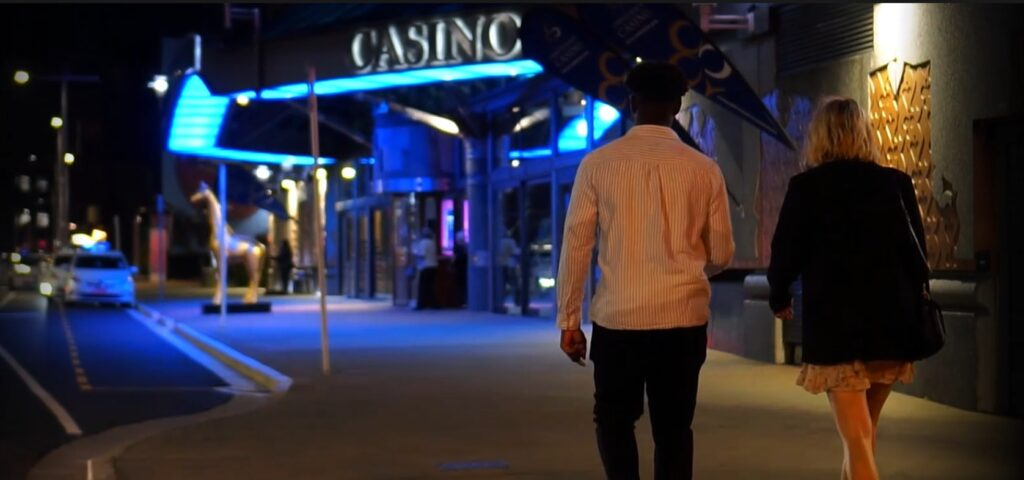 Dress code must be followed at Chch casino.