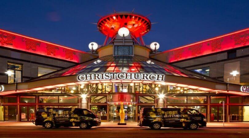 Christchurch casino review