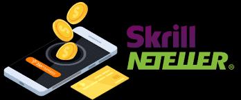 Here we hve logo of the Neteller and Skrill - the fastest payout online casino nz methods.