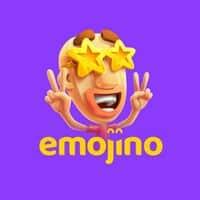 Emojino casino logo.