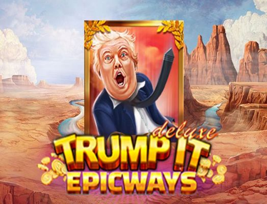Cover image for Trump It Deluxe Epicways slot by Fugaso.