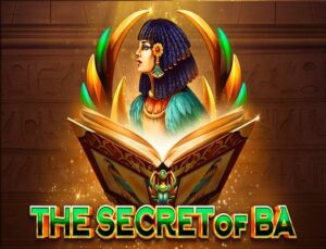 The Secret of Ba slot game logo