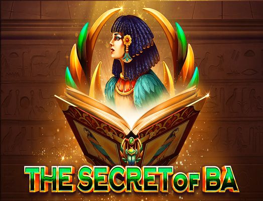 The Secret of Ba slot game logo