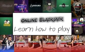 learn how to play online blackjack