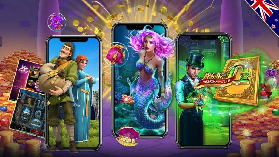 How to play online slots (pokies)?