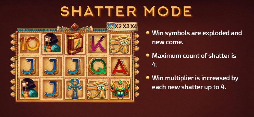 Shatter mode at the Secret of Ba.