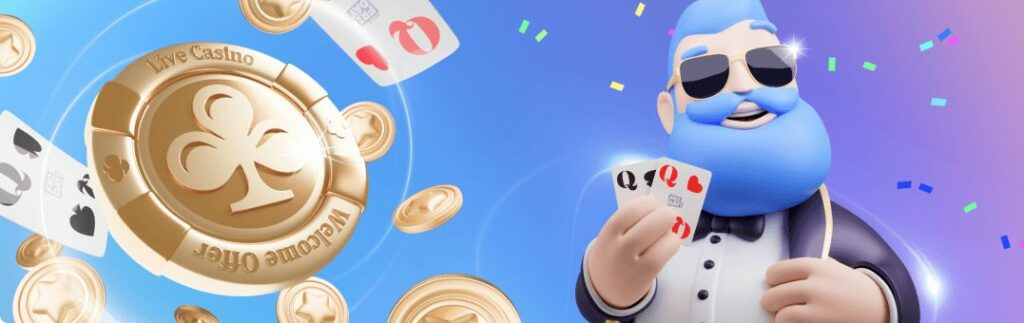promotions and welcome bonus