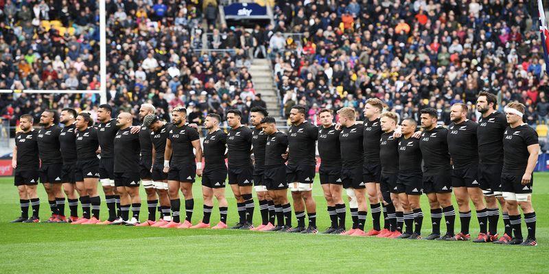 All Blacks squad