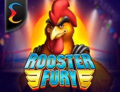 rooster fury icon - logo