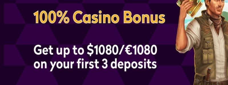 welcome bonus offer for NZ