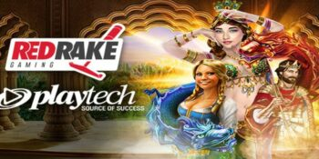 Red rake Gaming team up with Playtech