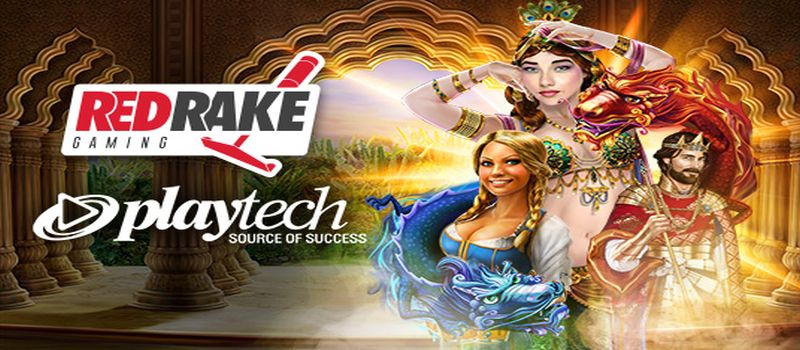 Red Rake Gaming is teaming up with Playtech for a new distribution deal