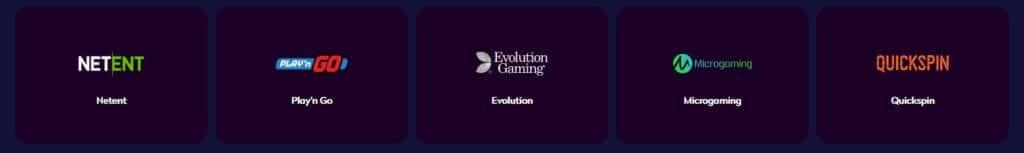 Casino360 game providers