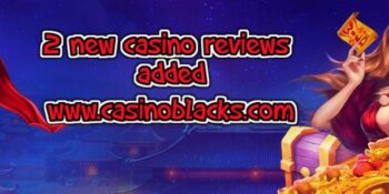 two new casino reviews added