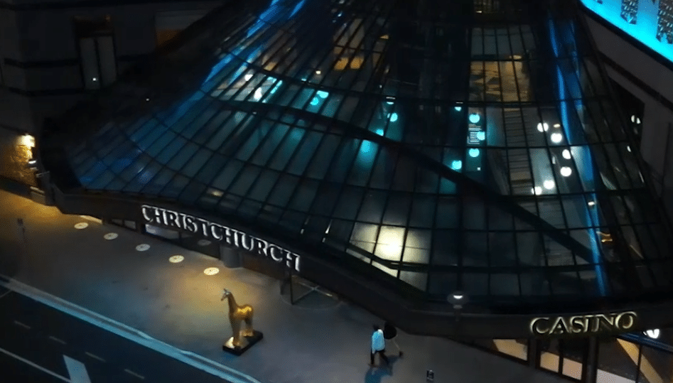 chch casino entrance