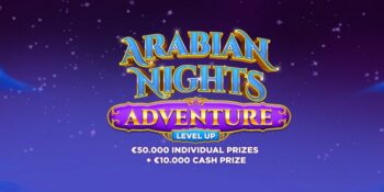 Arabian Nights Adventure - Level Up! poster