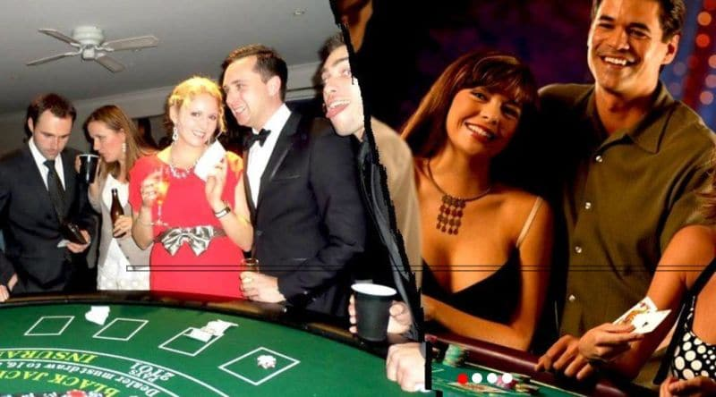 Casino Hire partx