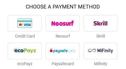 Bitstarz payment methods when using NZD