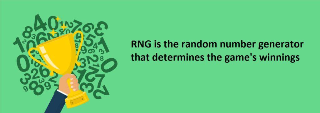 RNG casino games